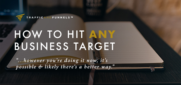 How to Hit Any Business Target